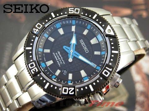 d1cb4658c99b5 relógio seiko sportura kinetic diver original