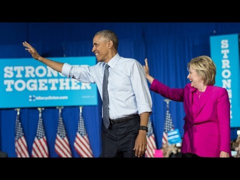 Obama: Hillary Clinton was not treated fairly