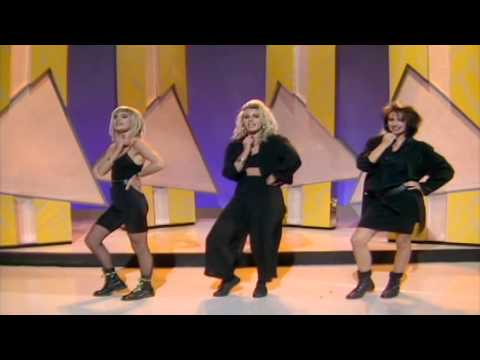 Bananarama : More Than Physical - Wogan - 8/'86.
