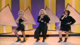 Bananarama : More Than Physical - Wogan - 8/