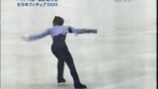 Daisuke Takahashi 2005 Japan Figure Skating Championships LP. (Dec ...