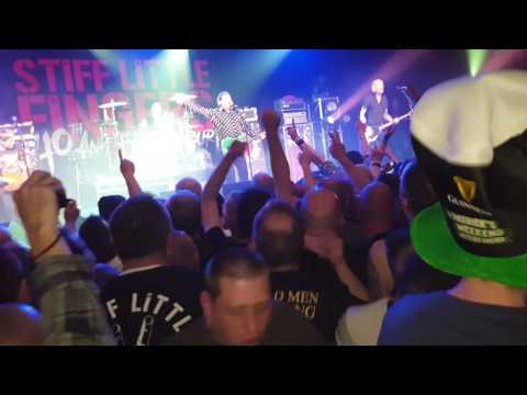 SLF 40th Anniversary at Barrowlands 2017 - Intro (Go For It), Breakout & Straw Dogs
