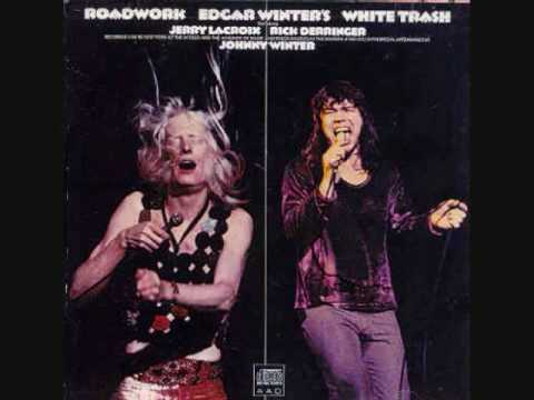 Save The Planet - Edgar Winters and White Trash