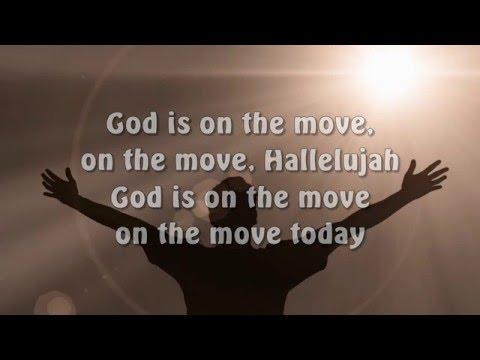 God Is On The Move - 7eventhtimedown w/lyrics