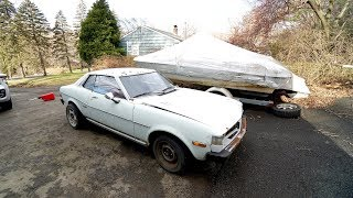 SHOULD I BUY THIS SUPRA SWAPPED 70's CELICA?! thumbnail