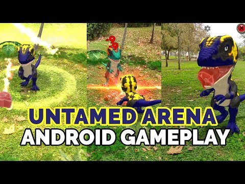 Untamed ARena - New Android Gameplay Video Fresh Start