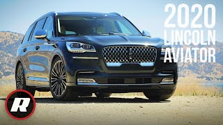 2020 Lincoln Aviator Review: New tech and plug-in power - 4K