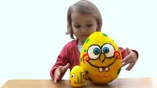 Яйцо с сюрпризом /обзор игрушек
