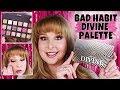 BAD HABIT DIVINE PALETTE REVIEW:  Easy Eye Shadow TUTORIAL!!