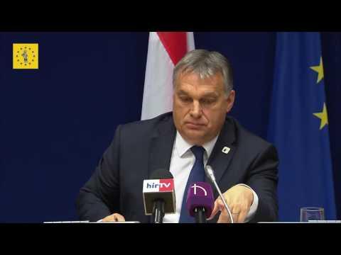 Orbán Viktor belekavarodott a sajtószabadságba