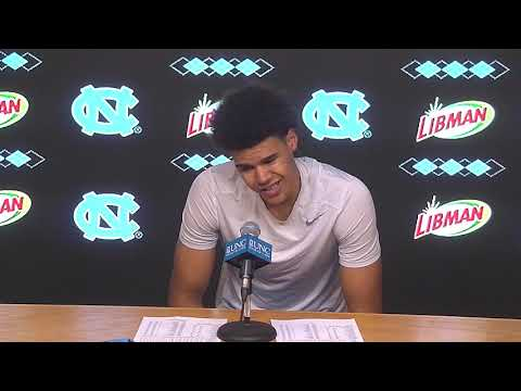 UNC Men's Basketball: Cam Johnson pre-Sweet 16 Press Conference