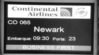 Celebração dos 15 anos da United Airlines no Aeroporto de Lisboa