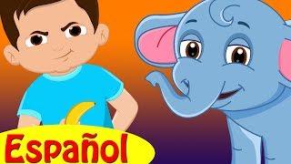 El Niño y el Bebé Elefante – Cuentos para Dormir para Niños en Español | ChuChu TV Cuentacuentos thumbnail