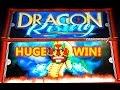 HUGE WIN!!! - DRAGON RISING Slot - MAX BET!!!! - Slot Machine Bonus