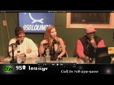 Jodi Virginia Kronmann Interview 950 Lounge Radio NYC Part 1/3