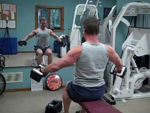 this week's workout bill d at optimal exercise 4 12 13