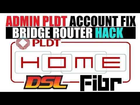 adminpldt account HARDWARE HACK! | PLDT Fibr DSL Modem Router