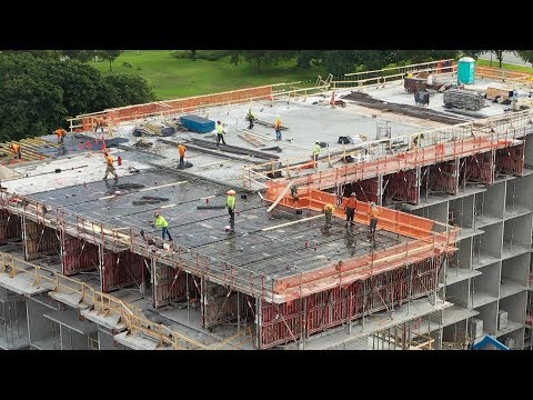 KD Construction Is A Leader In Concrete Shell And Drywall | Inside The Blueprint