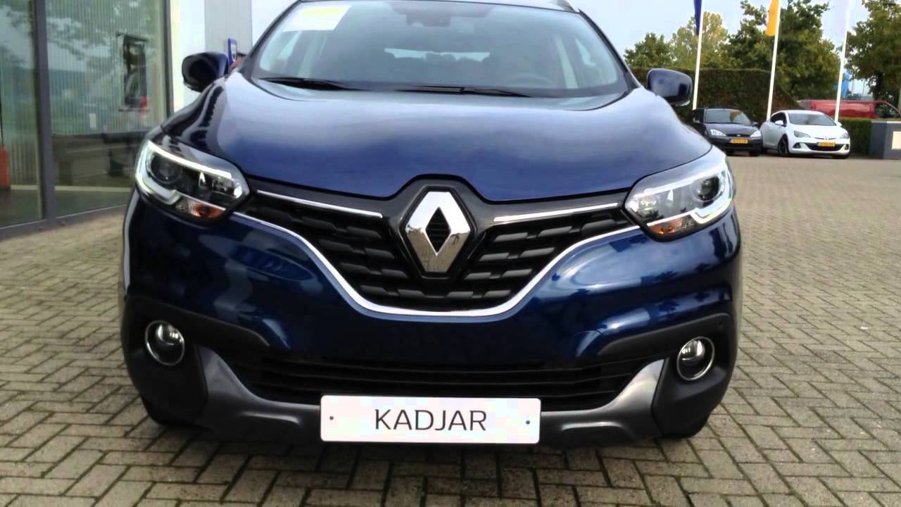 renault kadjar 1 2 tce intens hoogzitter demo youtube. Black Bedroom Furniture Sets. Home Design Ideas