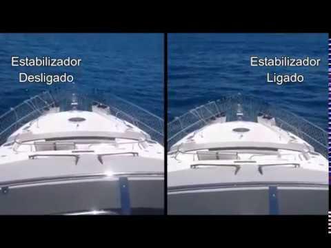 Electra Service & Side Power Havana Intermarine 80' - Havana Estabilizador