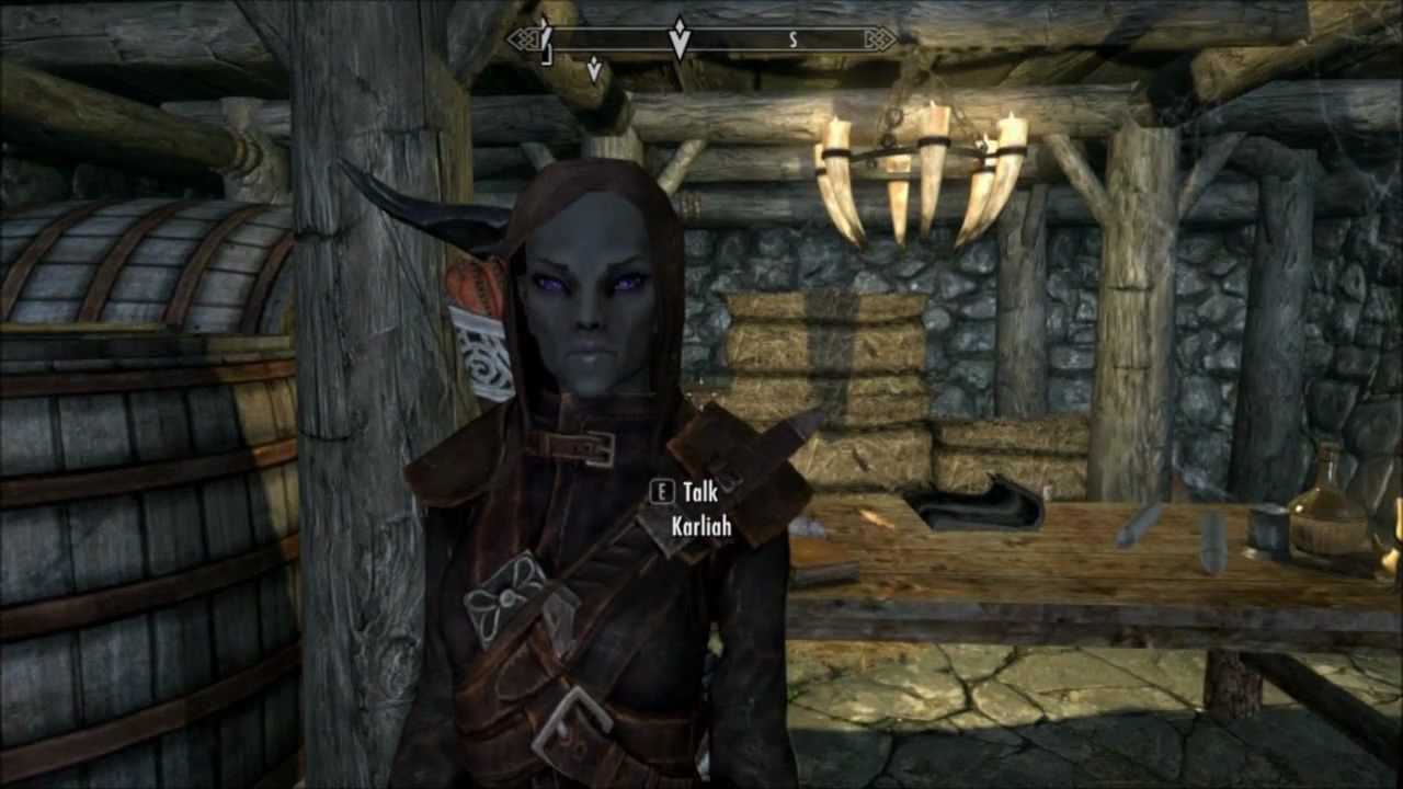 Skyrim - Pursuit Quest Bug Fix