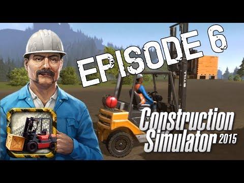 CONSTRUCTION SIMULATOR 2015 - SIDSTE JOB I DEN LILLE BY
