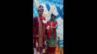 Funny Wedding Speech| 72 years old man marriage with 22 years girl