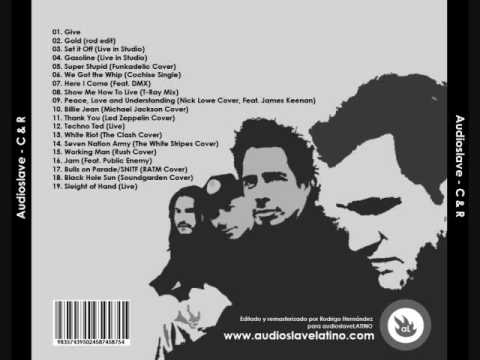 Audioslave Show Me How To Live Rray Remix