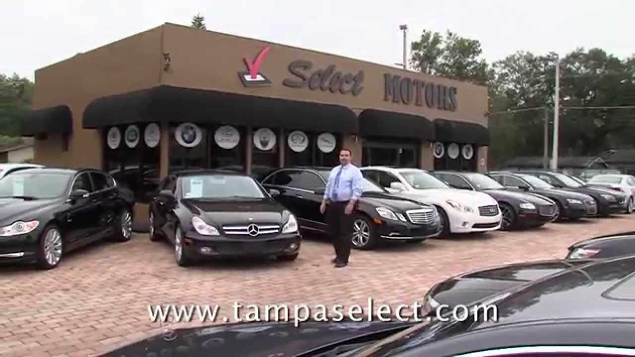 Select motors of tampa commercial 1 youtube for Select motors of tampa