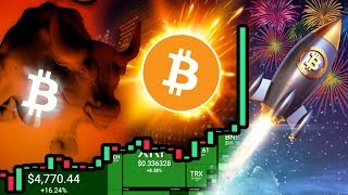 Bitcoin Explodes!!! What REALLY Caused the Pump!? You Won't Believe Who's Shorting the Banks!!!