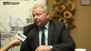 Rozmowa z Wacławem Ligęzą, burmistrzem Bobowej