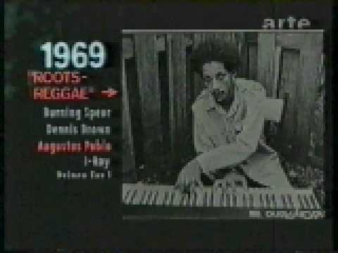HISTORY OF REGGAE from 1958 to 1995