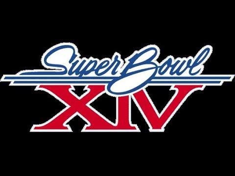 Super Bowl XIV - Steelers vs Rams