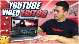 How To Edit Videos For YouTube | Video Editing Software Online
