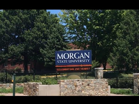Morgan Experience: First time visiting and mini tour of Morgan State University