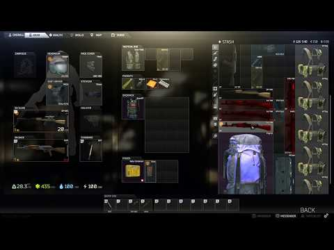 Escape From Tarkov | Advanced Tips for saving stash space