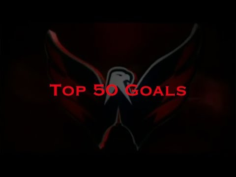 Alex Ovechkin's Top 50 Goals (HD)