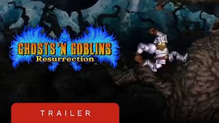 Ghosts 'n Goblins Resurrection Reveal Trailer | Game Awards 2020