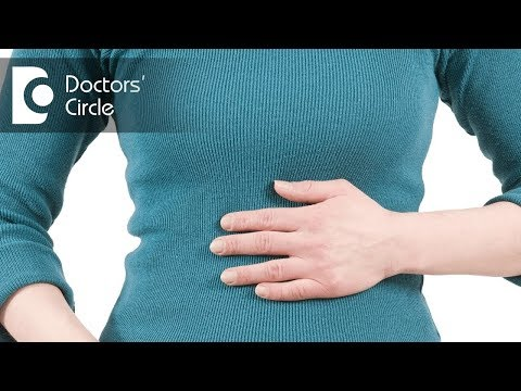 Causes of upper abdominal pain persisting even after taking antacids - Dr. Ravindra B S