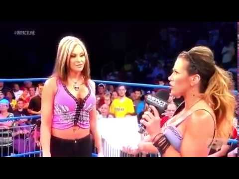 Download IMPACT WRESTLING 27/06/2013│Knockout Championship│Mickie James VS Velvet Sky