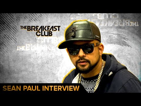 Sean Paul On Eating Pum Pum, Being Jamaican, Other Artist Releasing Caribbean Music  New Music