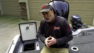 Ranger Boats 620FS Walkthrough w/ Steve Pennaz