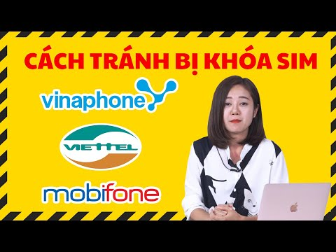 Tránh Bị Khóa SIM Viettel, Vina, Mobi Bằng Cách Tra Cứu Thuê Bao Như Sau!