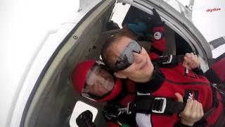 Skok spadochronowy Malwiny 17.09.2016 Olimpic Skydive