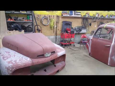51 Ford F100 Build Part 1