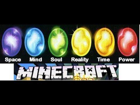 Minecraft Mod Thanos - Muat Turun j