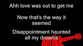 I'm A Believer - The Monkees (with lyrics)