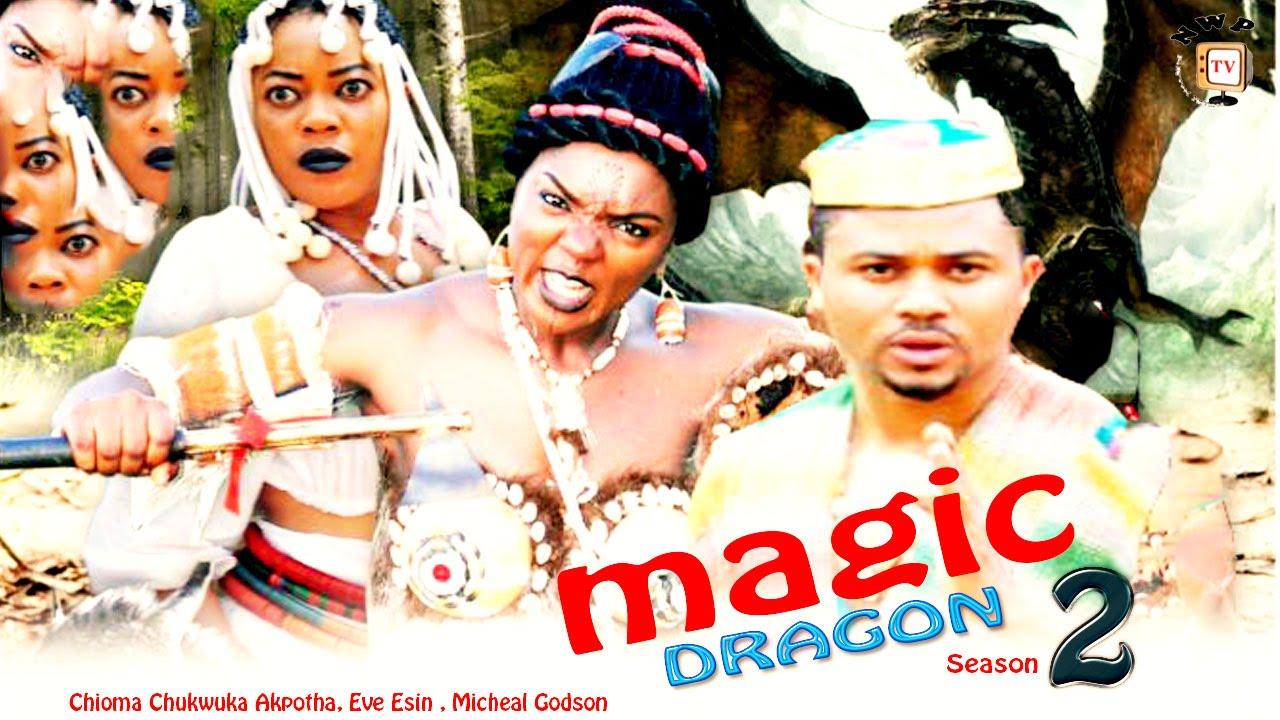 Download Magic Dragon season 2  -   2016 Latest Nigerian Nollywood Movie