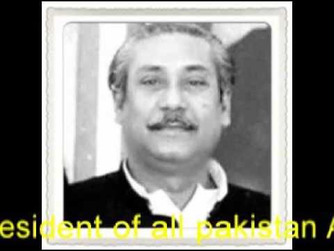 English speech of Bangabandhu on Pakistan Radio in 1970 election campaign