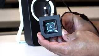Setting up the Logitech Bluetooth Audio Adapter